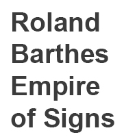 barthes empire